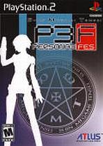 Obal-Shin Megami Tensei: Persona 3 FES
