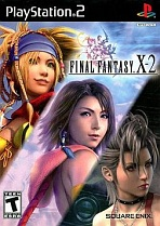 Obal-Final Fantasy X-2