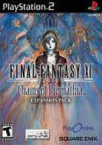 Obal-Final Fantasy XI: Chains of Promathia