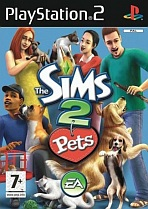 Obal-The Sims 2: Pets