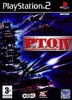 Obal-P.T.O. IV: Pacific Theater of Operations