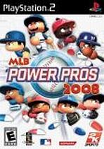 Obal-MLB Power Pros 2008