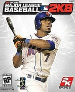 Obal-Major League Baseball 2K8