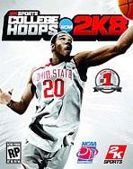 Obal-College Hoops 2K8
