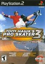 Obal-Tony Hawk´s Pro Skater 3