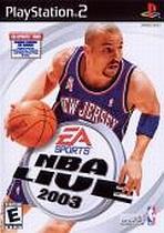 Obal-NBA Live 2003