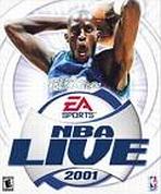 Obal-NBA Live 2001