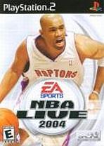 Obal-NBA Live 2004
