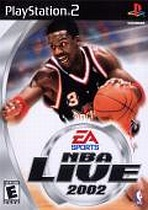 Obal-NBA Live 2002
