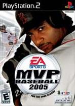 Obal-MVP Baseball 2005