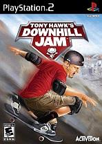 Obal-Tony Hawk´s Downhill Jam