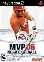 Obal-MVP 06 NCAA Baseball