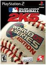 Obal-Major League Baseball 2K5: World Series Edition