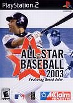 Obal-All-Star Baseball 2003