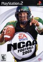 Obal-NCAA Football 2003