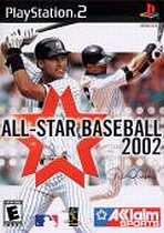 Obal-All-Star Baseball 2002