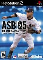 Obal-All-Star Baseball 2005