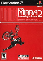 Obal-Dave Mirra Freestyle BMX 2