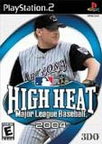 Obal-High Heat Major League Baseball 2004