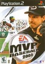 Obal-MVP Baseball 2003