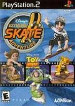 Obal-Disney´s Extreme Skate Adventure