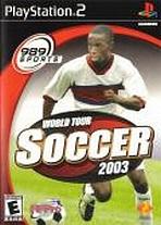 Obal-World Tour Soccer 2003