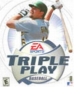 Obal-Triple Play Baseball