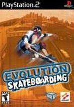 Obal-Evolution Skateboarding