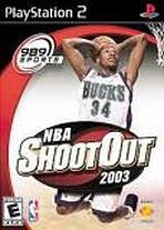 Obal-NBA ShootOut 2003