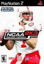 Obal-NCAA College Football 2K3