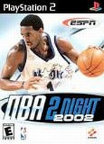 Obal-ESPN NBA 2Night 2002