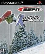 Obal-ESPN Winter X Games Snowboarding 2002