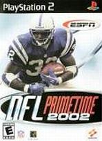 Obal-ESPN NFL Prime Time 2002