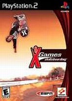 Obal-ESPN X Games Skateboarding