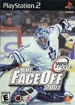 Obal-NHL FaceOff 2001