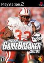 Obal-NCAA GameBreaker 2001