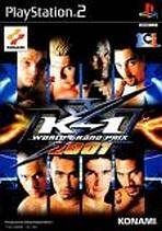 Obal-K-1 World Grand Prix 2001