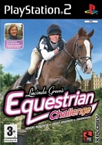 Lucinda Green´s Equestrian Challenge: Crossy Country Snow Jumping Dressage