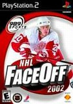 Obal-NHL FaceOff 2002