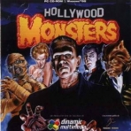 Obal-Hollywood Monsters