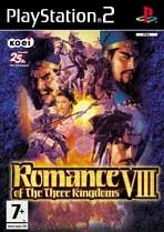 Obal-Romance of the Three Kingdoms VIII