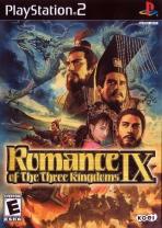 Obal-Romance of the Three Kingdoms IX