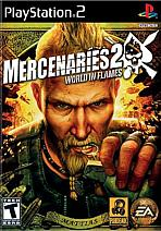 Obal-Mercenaries 2: World in Flames