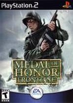 Obal-Medal of Honor: Frontline