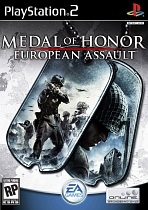 Obal-Medal of Honor European Assault