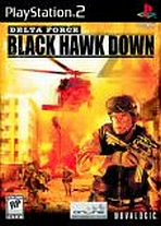 Obal-Delta Force: Black Hawk Down