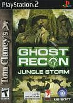 Obal-Tom Clancy´s Ghost Recon: Jungle Storm