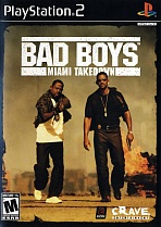 Obal-Bad Boys: Miami Takedown