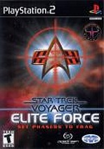 Obal-Star Trek Voyager: Elite Force