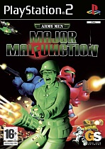 Obal-Army Men - Major Malfunction